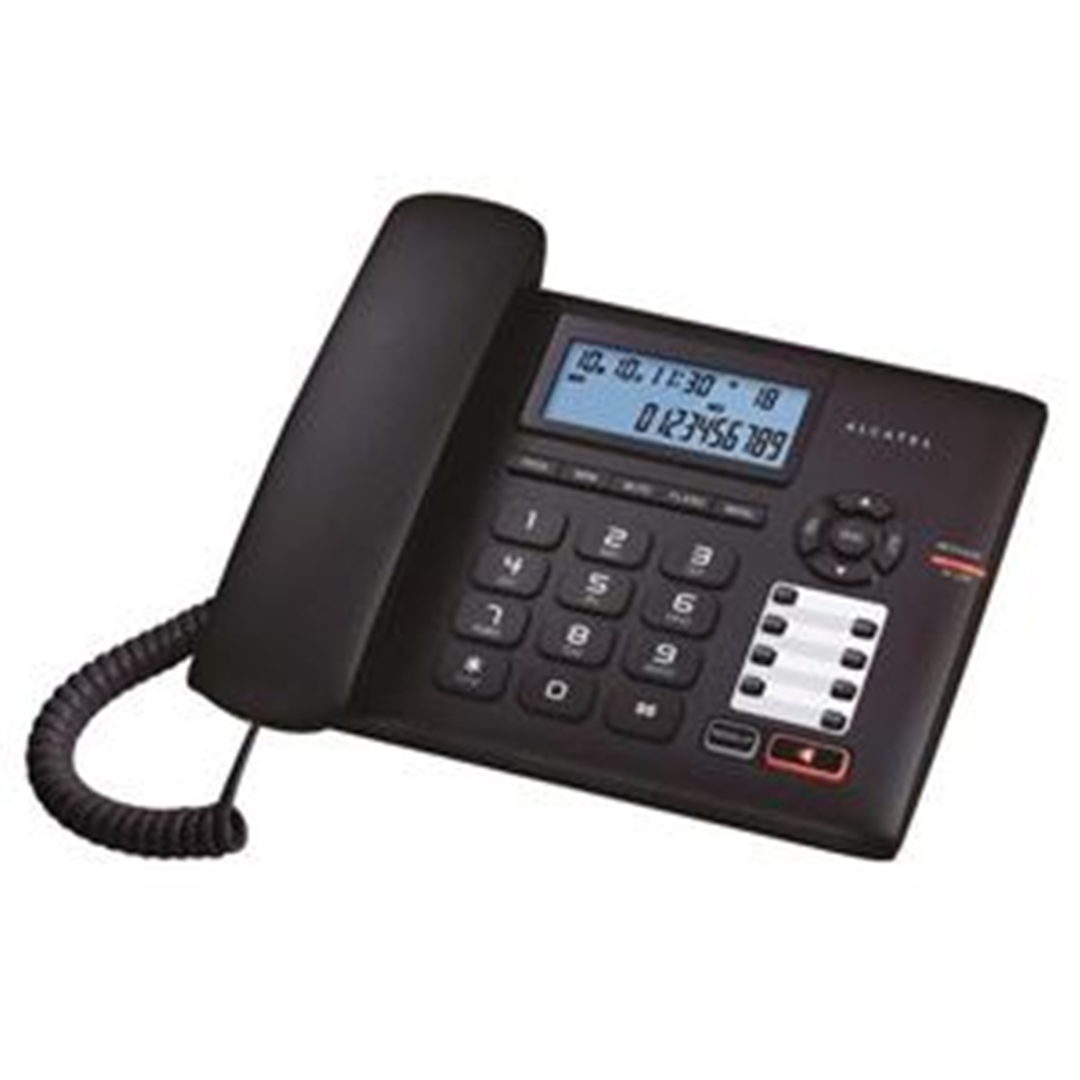 تصویر تلفن آلکاتل مدل T70 | باسیم، تکخط