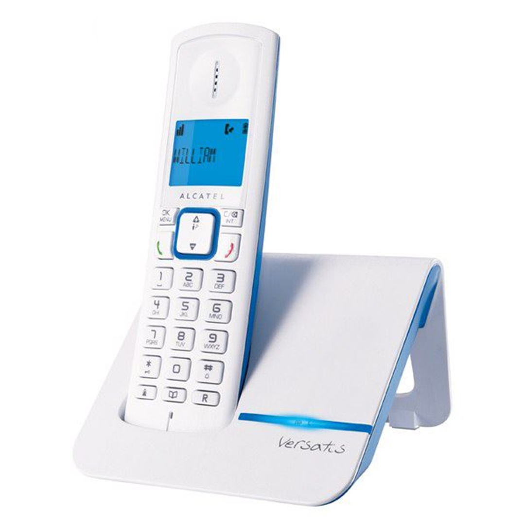 تصویر تلفن آلکاتل مدل F200 | بیسیم، تکخط