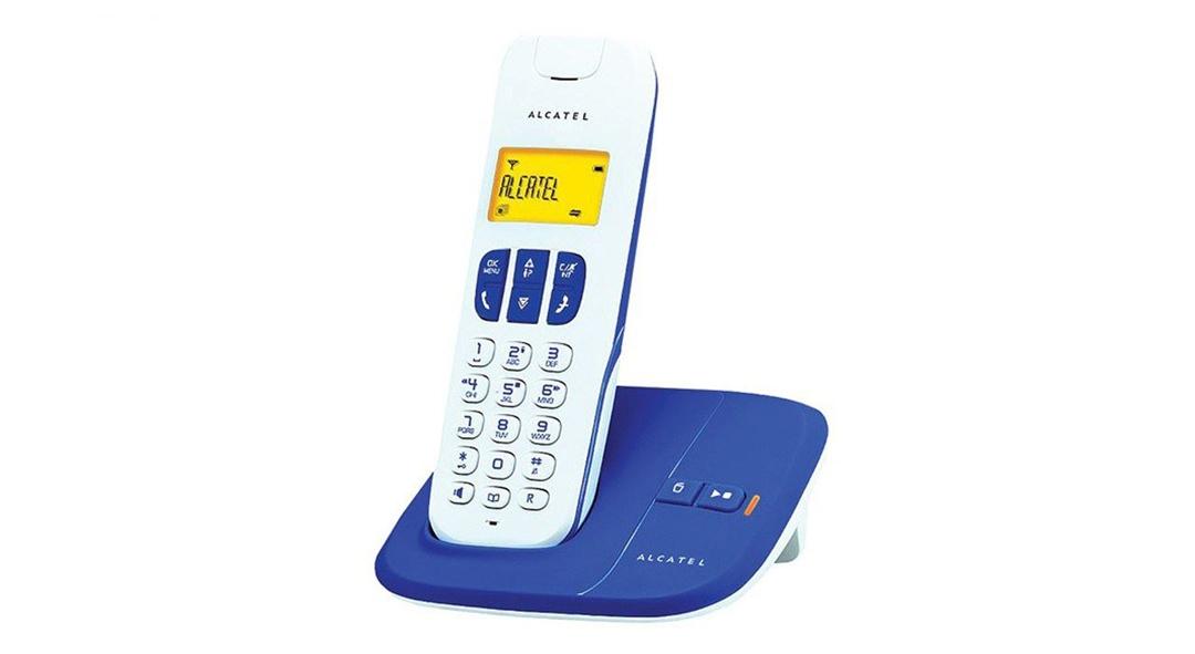 تصویر تلفن آلکاتل مدل Delta 180 Voice | باسیم، تکخط، منشیتلفنی
