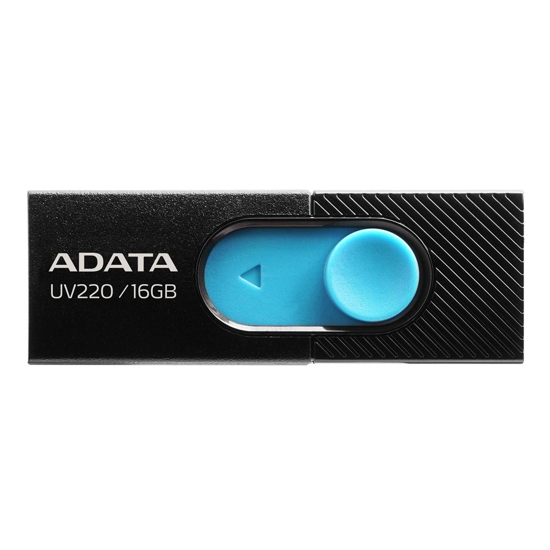 تصویر فلش مموری ای دیتا مدل UV220   ظرفیت 16 گیگابایت