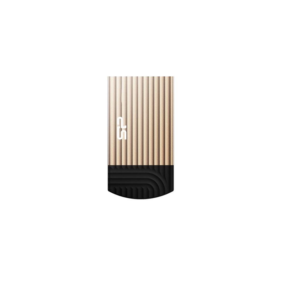 تصویر فلش مموری سیلیکون پاور مدل Touch T20 | ظرفیت 16 گیگابایت
