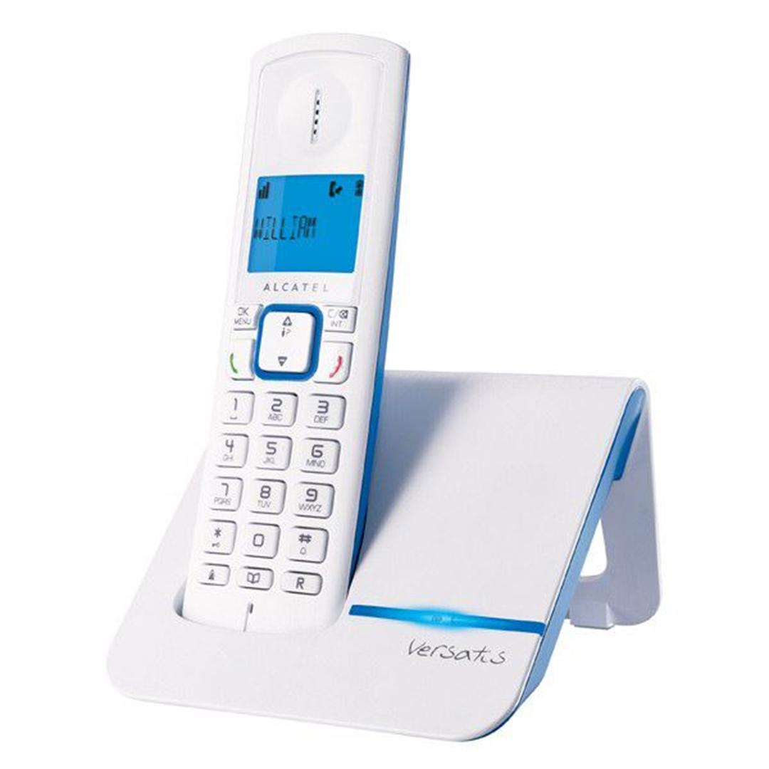 تصویر تلفن آلکاتل مدل F200   بیسیم، تکخط