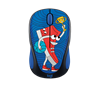 تصویر ماوس بیسیم لاجیتک مدل M238 طرح DOODLE Sneakerhead | دقت 1000dpi