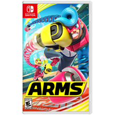 تصویر بازی ARMS   مخصوص کنسول نینتندو سوئیچ