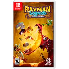 تصویر بازی Rayman Legends: Definitive Edition | مخصوص کنسول نینتندو سوئیچ