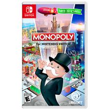 تصویر بازی MONOPOLY | مخصوص کنسول نینتندو سوئیچ