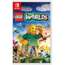 تصویر بازی LEGO Worlds   مخصوص کنسول نینتندو سوئیچ