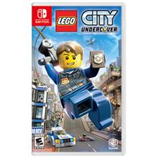تصویر بازی LEGO CITY Undercover   مخصوص کنسول نینتندو سوئیچ