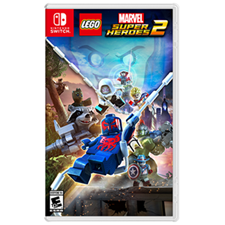 تصویر بازی LEGO Marvel Super Heroes 2   مخصوص کنسول نینتندو سوئیچ