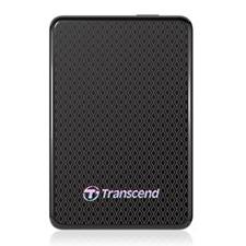 تصویر SSD اکسترنال ترنسند مدل ESD400 | ظرفیت 128 گیگابایت، پورت USB 3.0