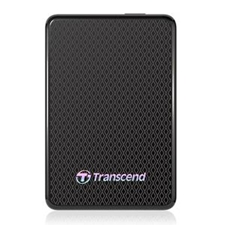 تصویر SSD اکسترنال ترنسند مدل ESD400 | ظرفیت 256 گیگابایت، پورت USB 3.0