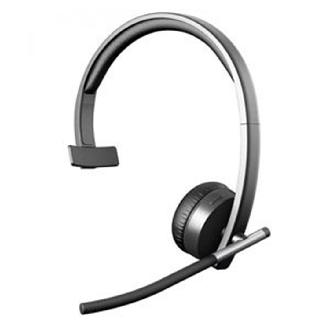 تصویر هدست بیسیم لاجیتک مدل H820e | روی گوش