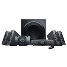 تصویر اسپیکر لاجیتک مدل Z906   صدای فراگیر، 5.1 کانال