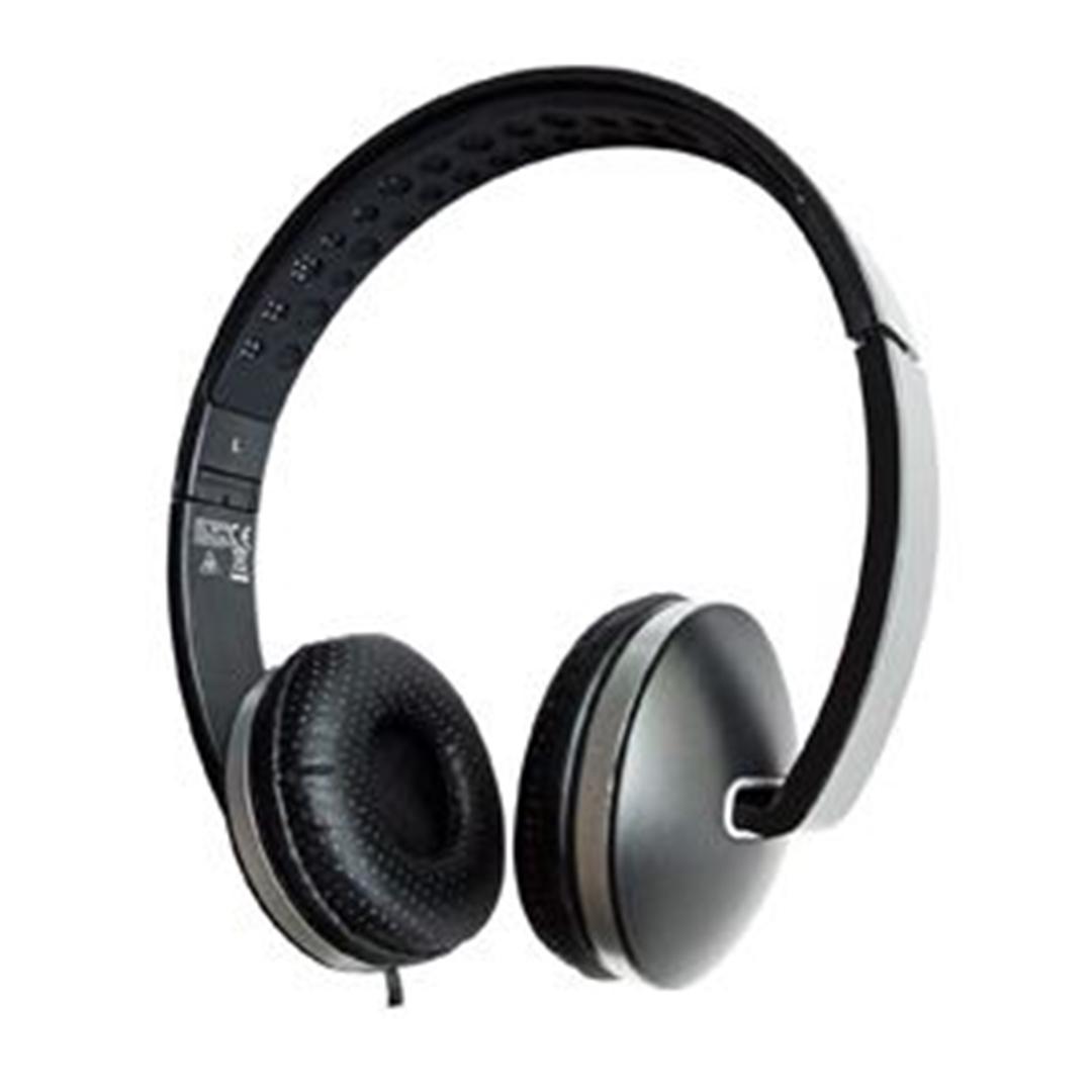 تصویر هدست باسیم فراسو بیاند مدل BH-454 | روی گوش