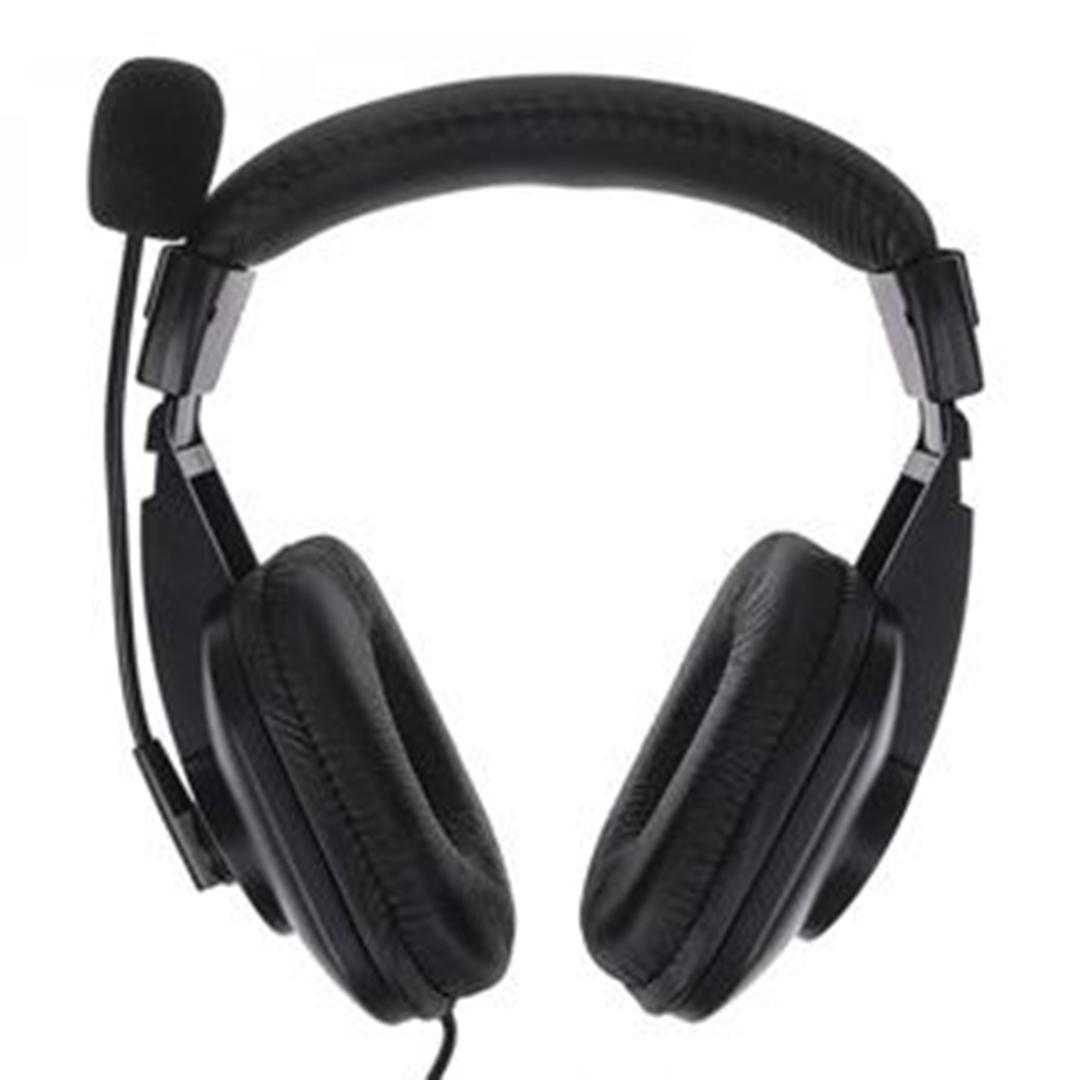 تصویر هدست باسیم فراسو بیاند مدل FHD-740   روی گوش