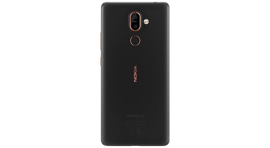 تصویر موبایل نوکیا مدل 7 Plus | ظرفیت 64 گیگابایت، دو سیمکارت
