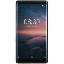 تصویر موبایل نوکیا مدل Nokia 8 Sirocco | ظرفیت 128 گیگابایت، LTE