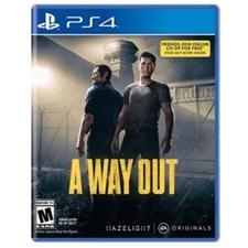 تصویر بازی A Way Out یک راه خروج   مخصوص کنسول پلی استیشن 4