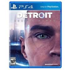 تصویر بازی Detroit Become Human دیترویت تبدیل به انسان می شود   مخصوص کنسول پلی استیشن 4