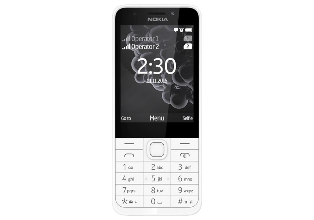 تصویر موبایل نوکیا مدل 230 | دو سیمکارت