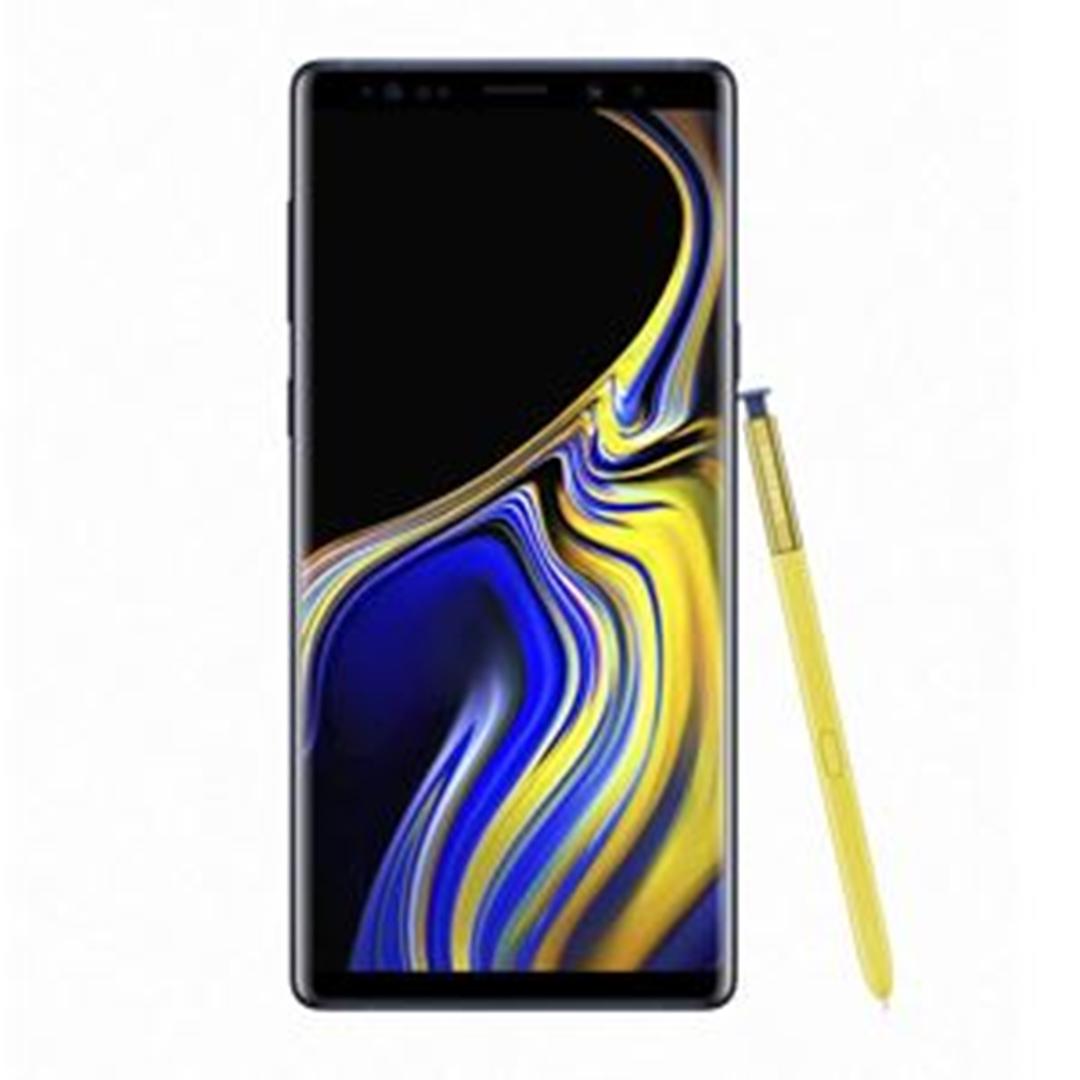 تصویر موبایل سامسونگ مدل گلکسی Galaxy Note 9 | ظرفیت 128 گیگابایت، دو سیمکارت