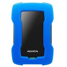 تصویر هارد دیسک اکسترنال ای دیتا مدل HD330   ظرفیت چهار ترابایت، پورت USB 3.1