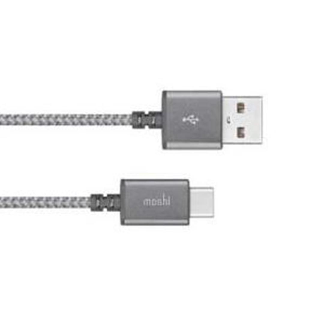 تصویر مبدل موشی USB-C به USB-A | یکونیم متر