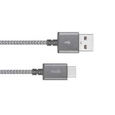 تصویر مبدل موشی USB-C به USB-A   یکونیم متر