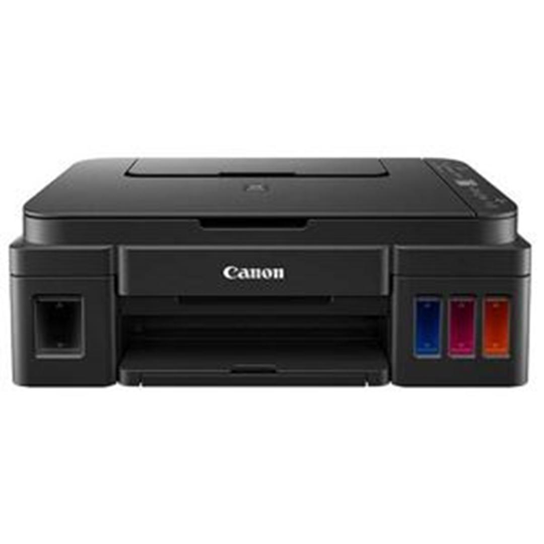 تصویر پرینتر کانن سهکاره مدل PIXMA G3410   رنگی