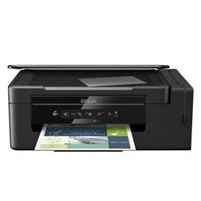 تصویر پرینتر اپسون سهکاره مدل L3050 Inkjet | رنگی