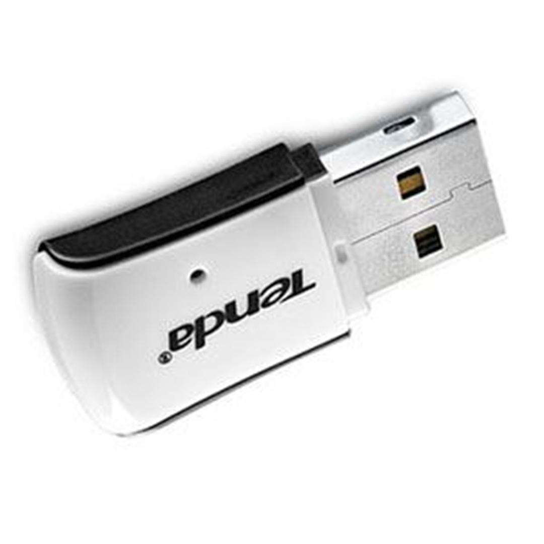 تصویر کارت شبکه تندا مدل W311M | بیسیم، پورت USB