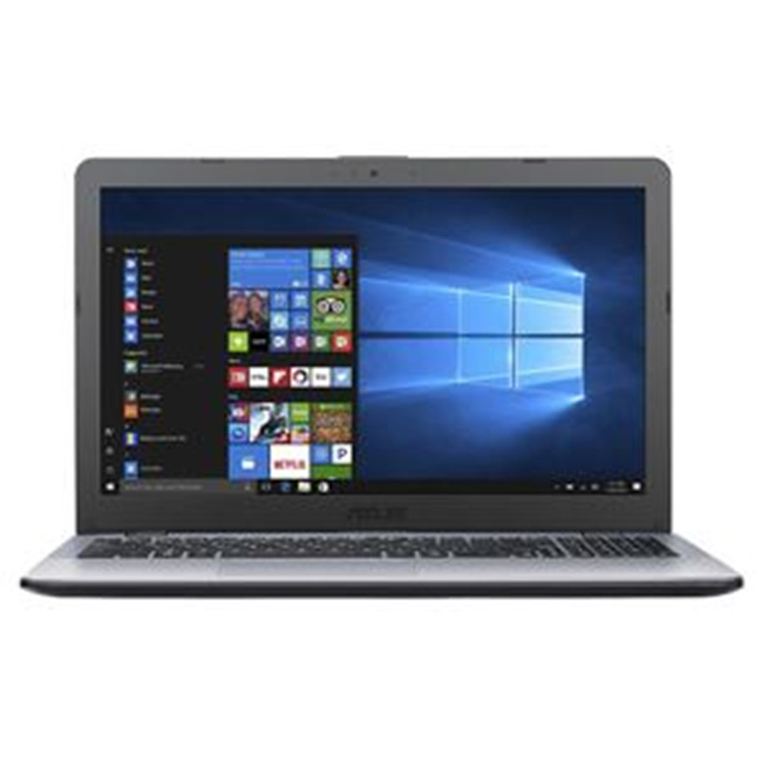 تصویر لپتاپ ایسوس مدل VivoBook R542BP   پانزده اینچ، پردازنده ایامدی A6-9210
