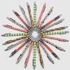 تصویر مداد نوکی مکانیکی پنتر مدل Art Series | نوک 0.5 میلیمتری