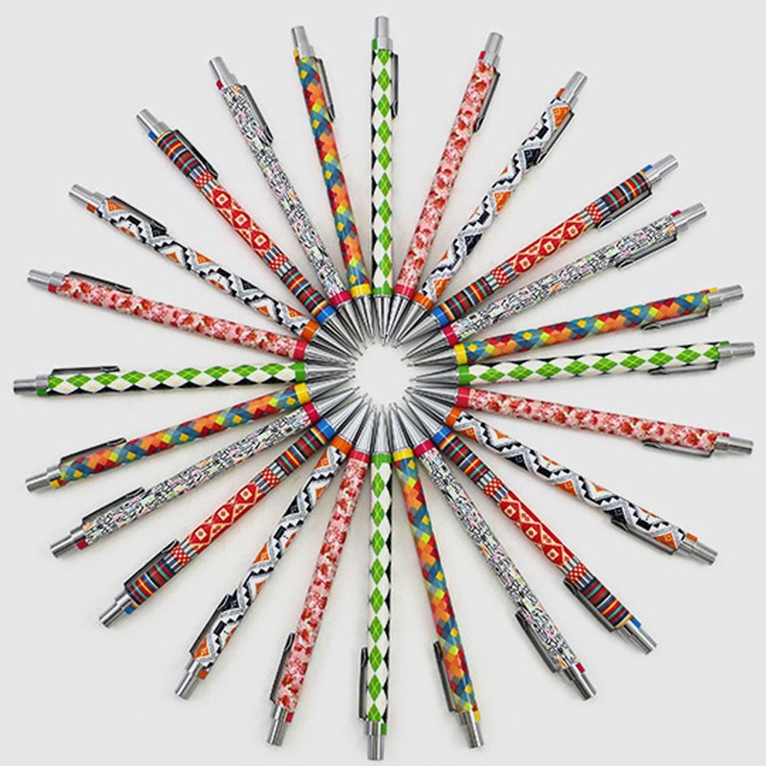 تصویر مداد نوکی مکانیکی پنتر مدل Art Series | نوک 0.7 میلیمتری