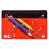 تصویر مداد رنگی 36 رنگ کوییلو | جعبه فلزی