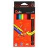 تصویر مداد رنگی 12 رنگ کوییلو | جعبه مقوایی