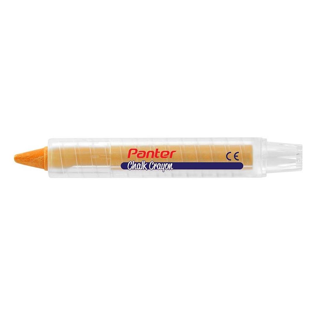 تصویر پاستل گچی 12 رنگ پنتر مدل Chalk Crayon
