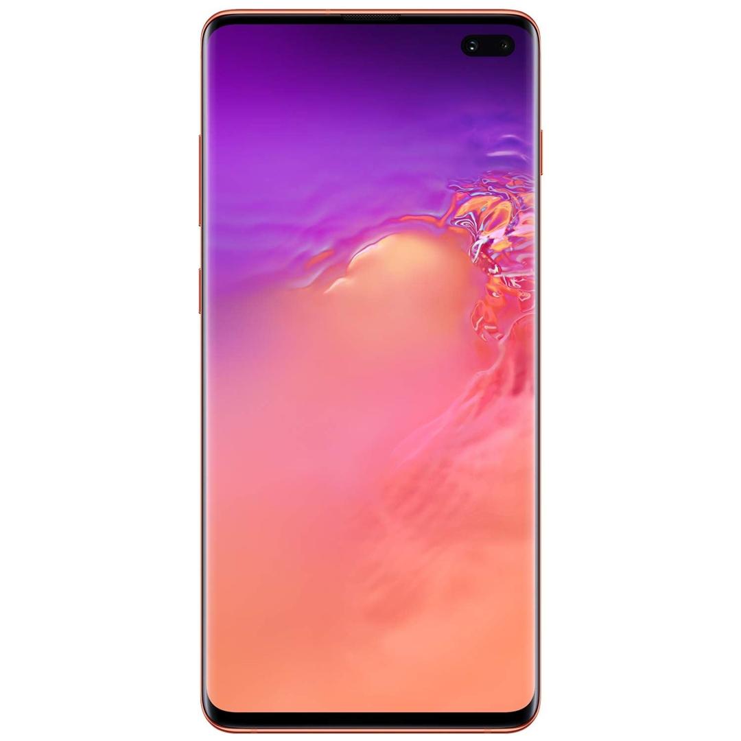 تصویر موبایل سامسونگ مدل گلکسی Galaxy S10 Plus | ظرفیت 128 گیگابایت، دو سیمکارت