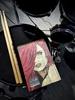 تصویر دفتر نقاشی 80 برگ لاین نوت طرح دختر