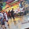 تصویر دفتر طراحی 60 برگ لاین نوت A4 طرح City