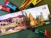 تصویر دفتر طراحی 60 برگ لاین نوت A4 طرح Home