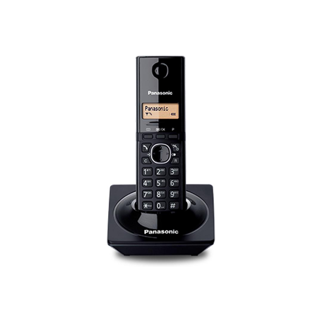 تصویر تلفن بی سیم پاناسونیک مدل KX-TGC1711   تکخط