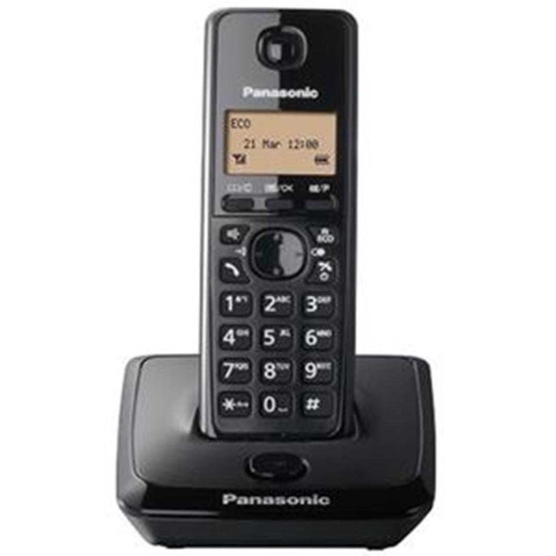 تصویر تلفن بی سیم پاناسونیک مدل KX-TG2711 | تکخط