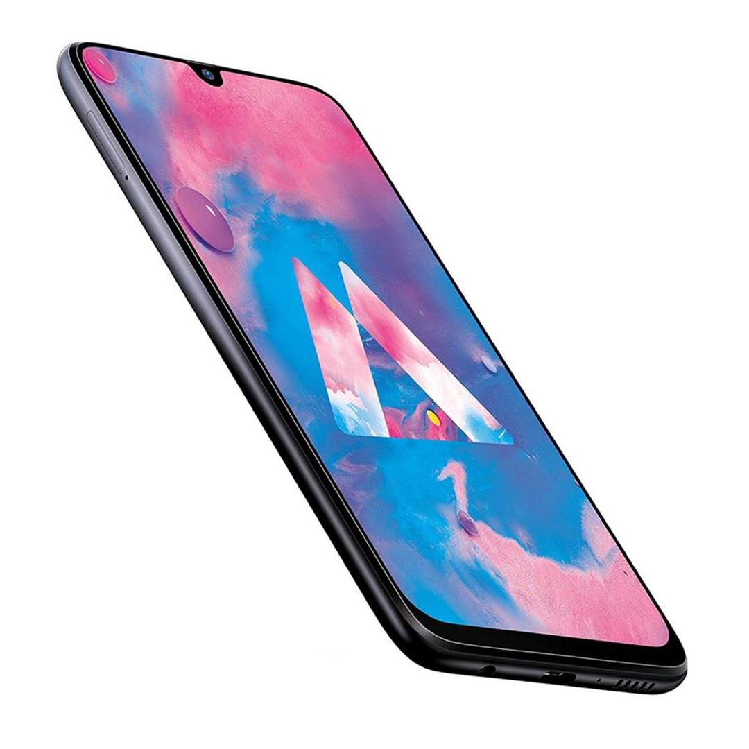 تصویر موبایل سامسونگ مدل گلکسی Galaxy M30   ظرفیت128 گیگابایت، دو سیمکارت