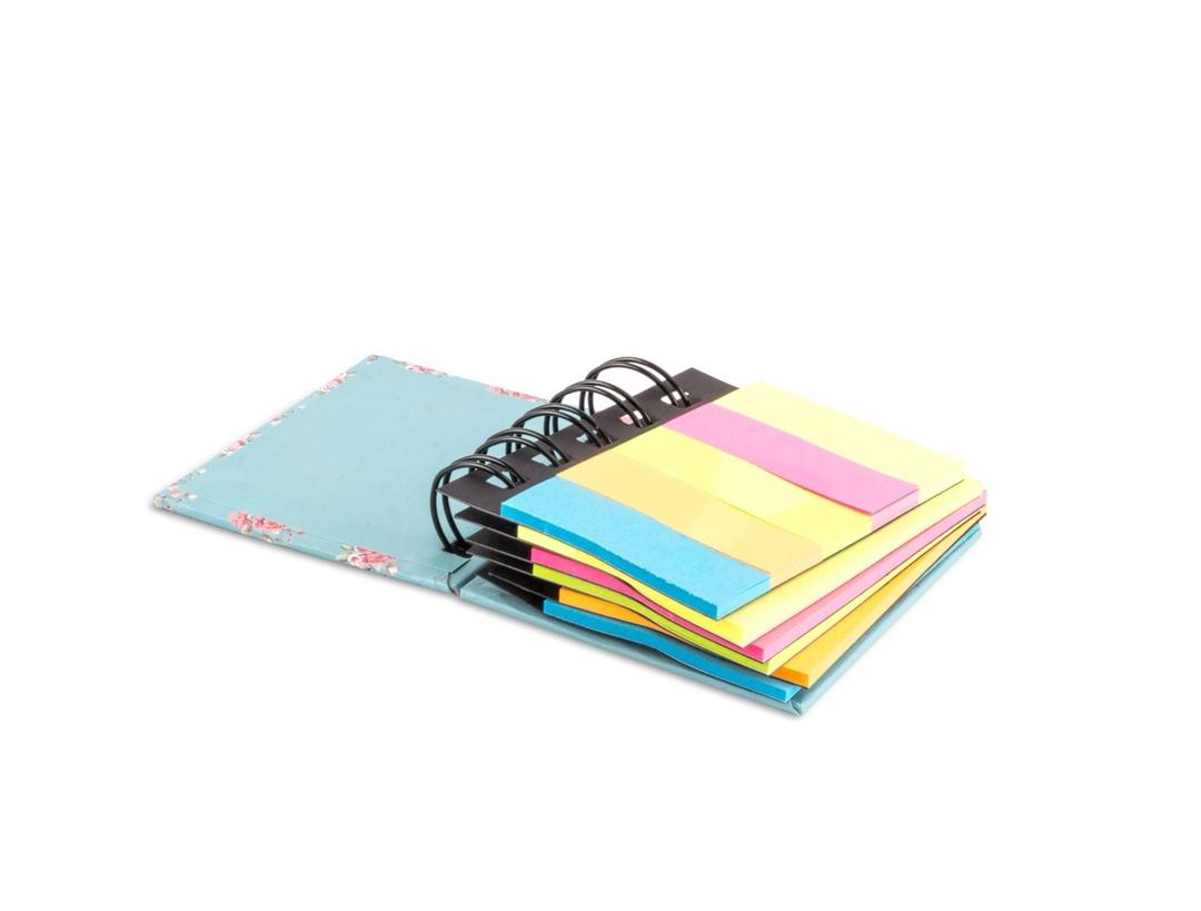 تصویر دفترچه یادداشت مدل 5 Pack Sticky