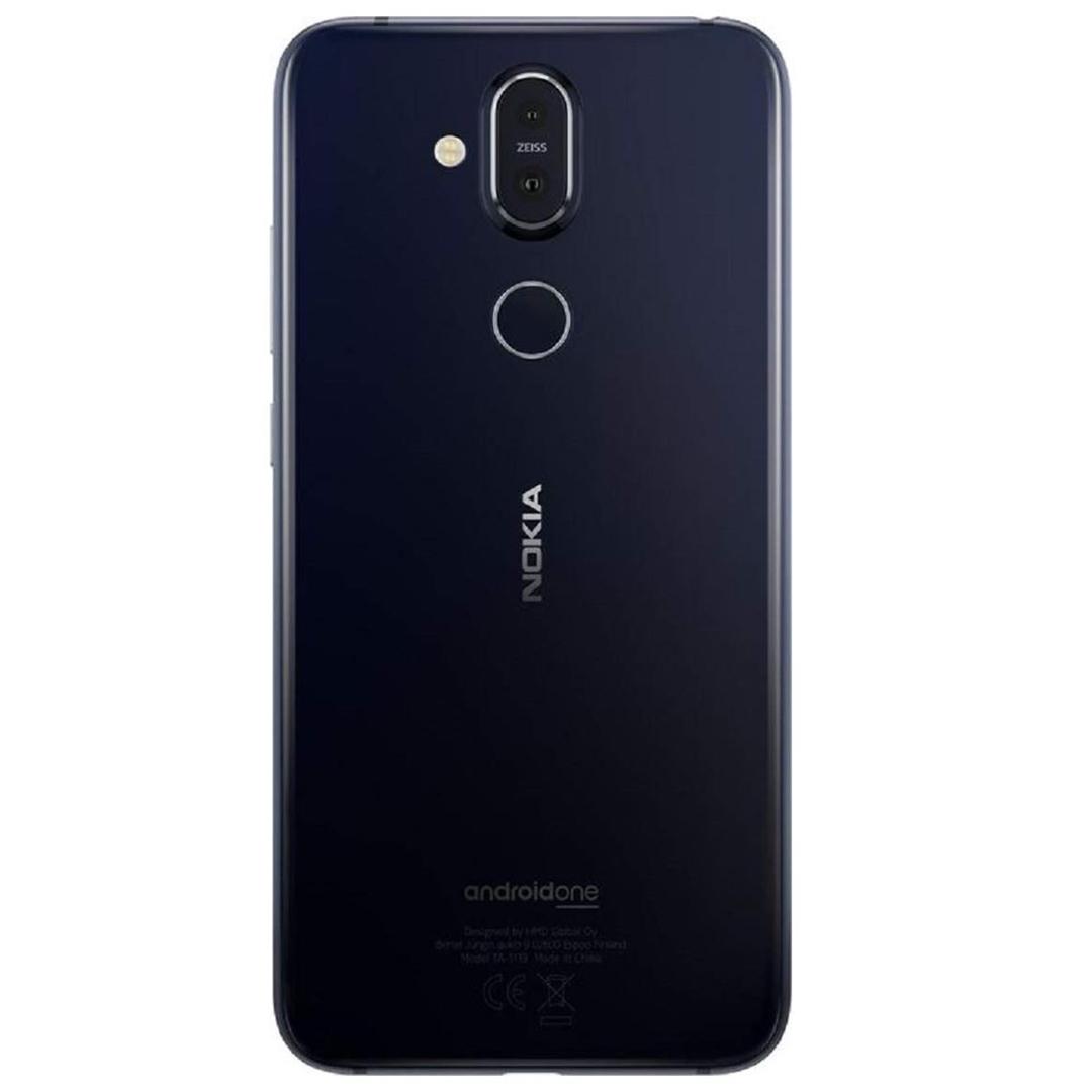 تصویر موبایل نوکیا مدل 8.1Plus   ظرفیت 64 گیگابایت، دو سیمکارت