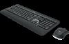 تصویر ماوسوکیبورد لاجیتک مدل MK540 Advanced | بیسیم