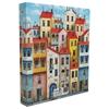 تصویر دفتر کلاسوری مستر نوت طرح خانه های رنگی | صد برگ