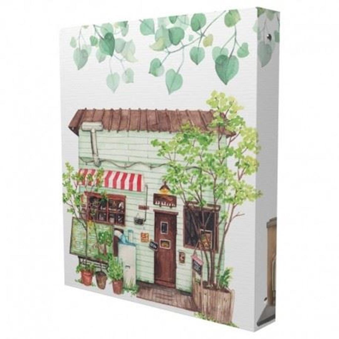 تصویر دفتر کلاسوری مستر نوت طرح فروشگاه | صد برگ