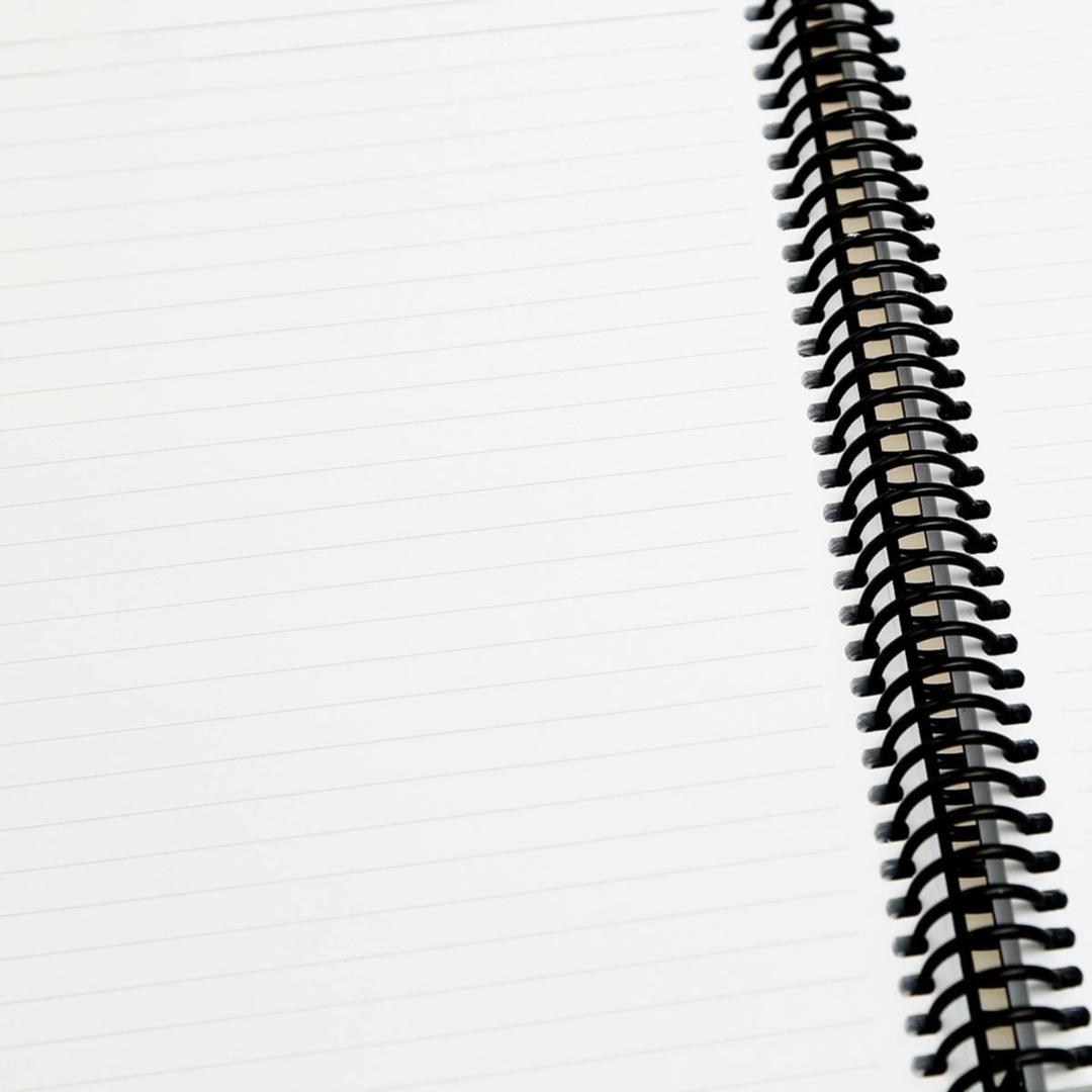 تصویر دفتر مشق زیست طرح فرمول دات نوت | 100 برگ